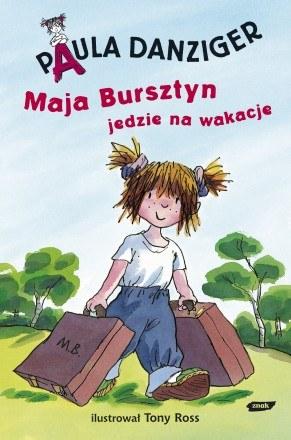 """""""Maja Bursztyn jedzie na wakacje"""" /materiały prasowe"""