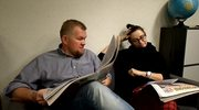 Maja Dutkiewicz i Tomasz Staniszewski zapraszają na poranne Fakty RMF FM