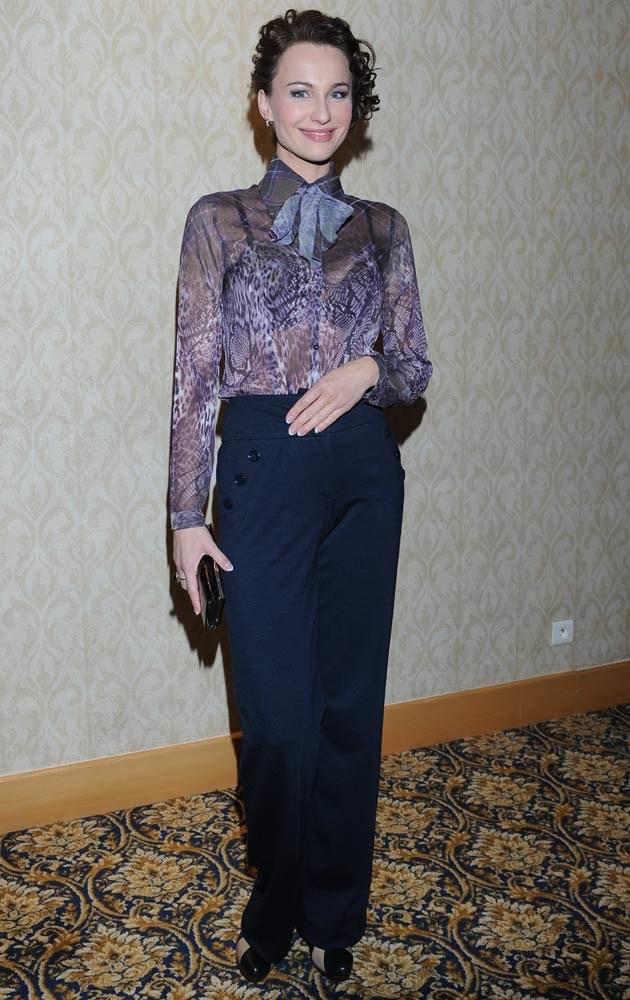 Maja Hirsch, fot.Andras Szilagyi  /MWMedia