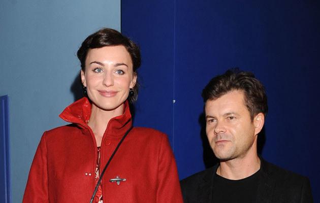 Maja Hirsch i Jacek Braciak. Fot. Michał Nicol  /MWMedia