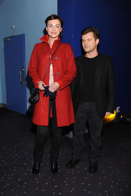 Maja Hirsch i Jacek Braciak /Michał Nicol /MWMedia