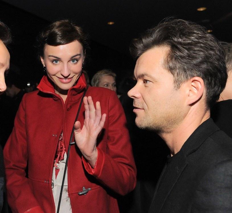 Maja Hirsch i Jacek Braciak /Tricolors /East News