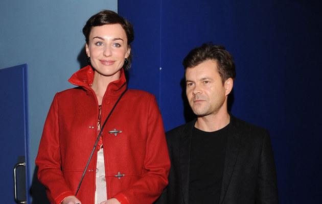 Maja Hirsch, Jacek Braciak /Mihał Nicol /MWMedia
