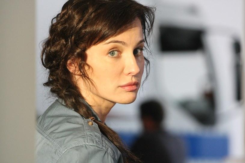 """Maja Hirsch jako Tamara Madejska w """"Na krawędzi 2"""" /materiały prasowe"""