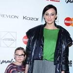 Maja Hirsch z córką Marysią