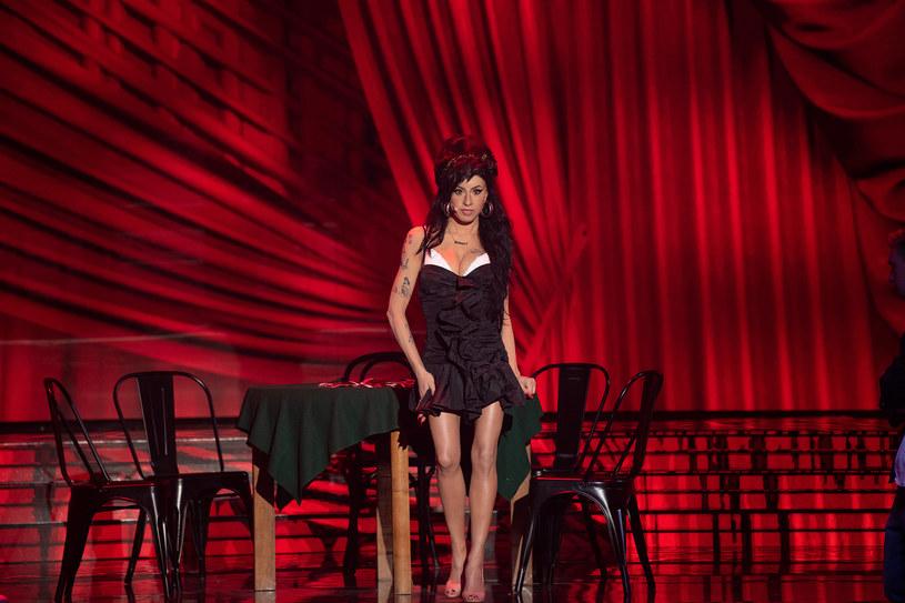 Maja Hyży jako Amy Winehouse /materiały prasowe