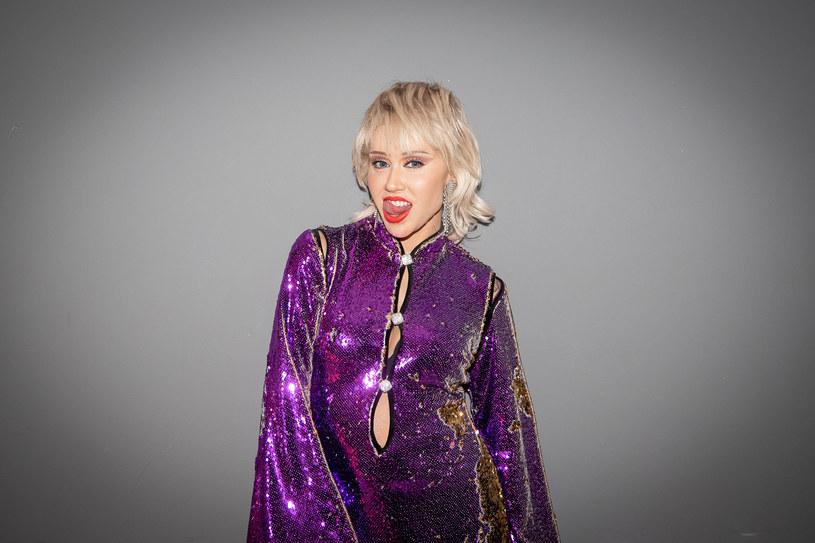 Maja Hyży jako Miley Cyrus /Polsat