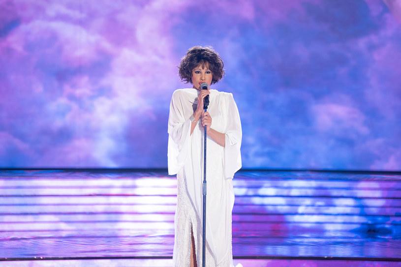Maja Hyży jako Whitney Houston /Polsat