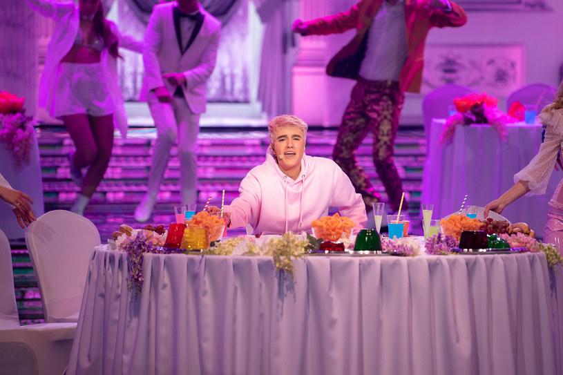 Maja Hyży wcieliła się w Justina Biebera /Polsat