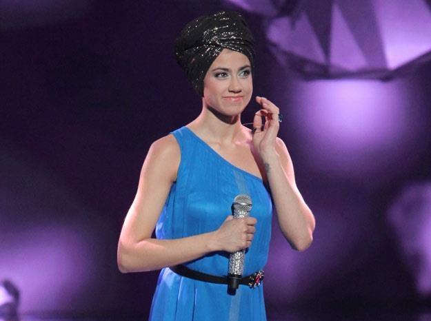 """Maja Hyży zajęła w """"X Factor"""" 4. miejsce (fot. Paweł Wrzecion) /MWMedia"""