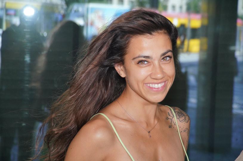 Maja Hyży znana jest z oryginalnego stylu. Widać to także w jej mieszaniu /Tricolors /East News