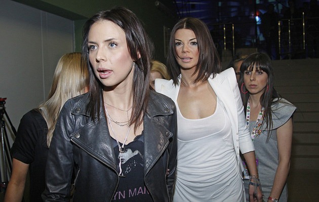 Maja i Edyta, got.Grąbczewski  /AKPA