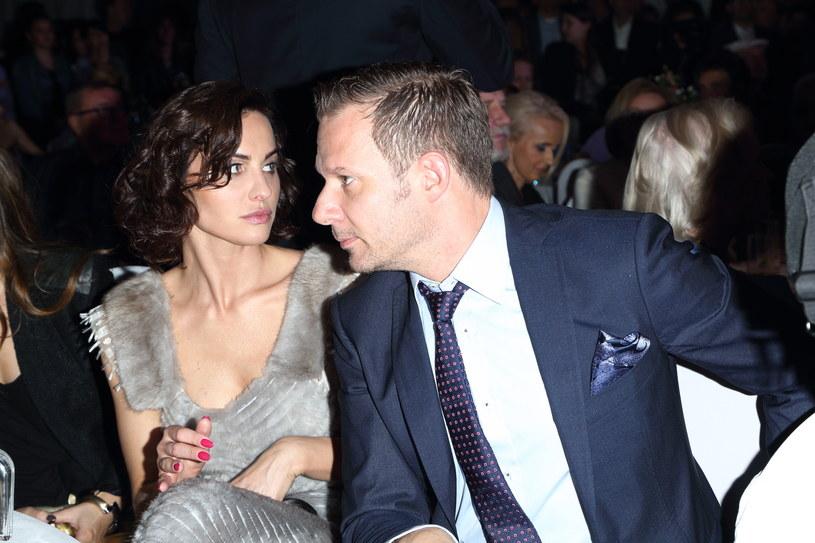 Maja i Grzegorz kiedyś byli parą! /- /Agencja FORUM