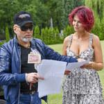 Maja i Krzysztof Rutkowscy zaprosili forografów do domu