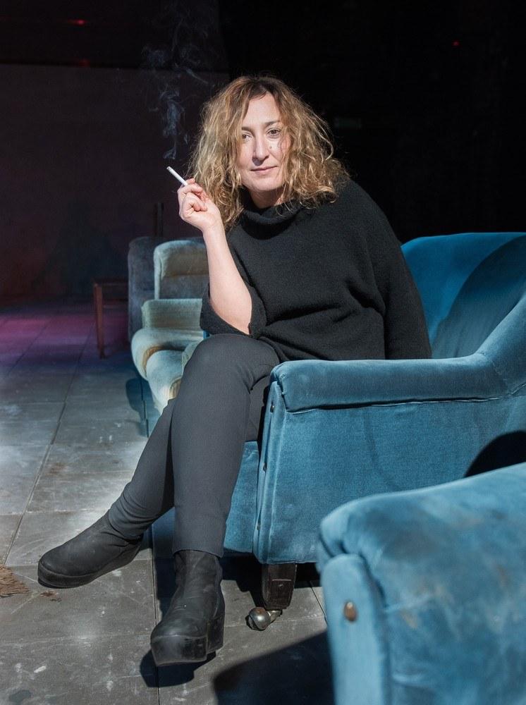 Maja Kleczewska, reżyserka spektaklu /Jacek Domiński /Reporter