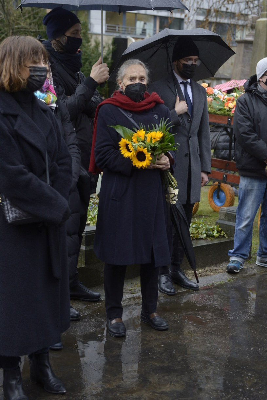 Maja Komorowska /Norbert Nieznanicki /AKPA
