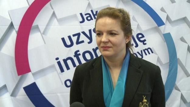 Maja Markiewicz, Krajowa Izba Rozliczeniowa /Newseria Biznes