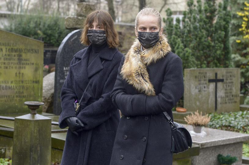 Maja Ostaszewska i Magdalena Cielecka /Norbert Nieznanicki /AKPA