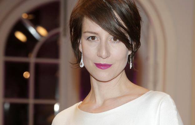 Maja Ostaszewska na rozdaniu nagród Orły 2015 /AKPA