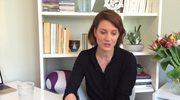 Maja Ostaszewska o niechęci męża do social mediów