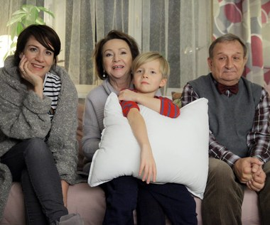 "Maja Ostaszewska w serialu ""Druga szansa"""