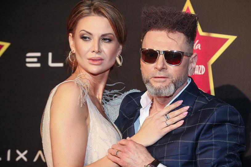 Maja Plich i Krzysztof Rutkowski /Kamil Piklikiewicz /East News