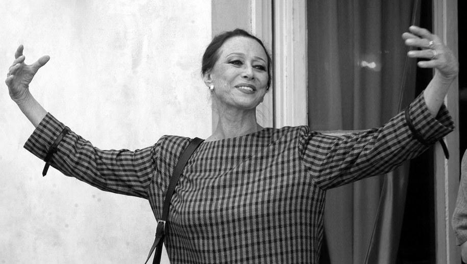 Maja Plisiecka /Andrzej Rybczyński  /PAP
