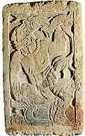 Maja, relief z Palanque /Encyklopedia Internautica