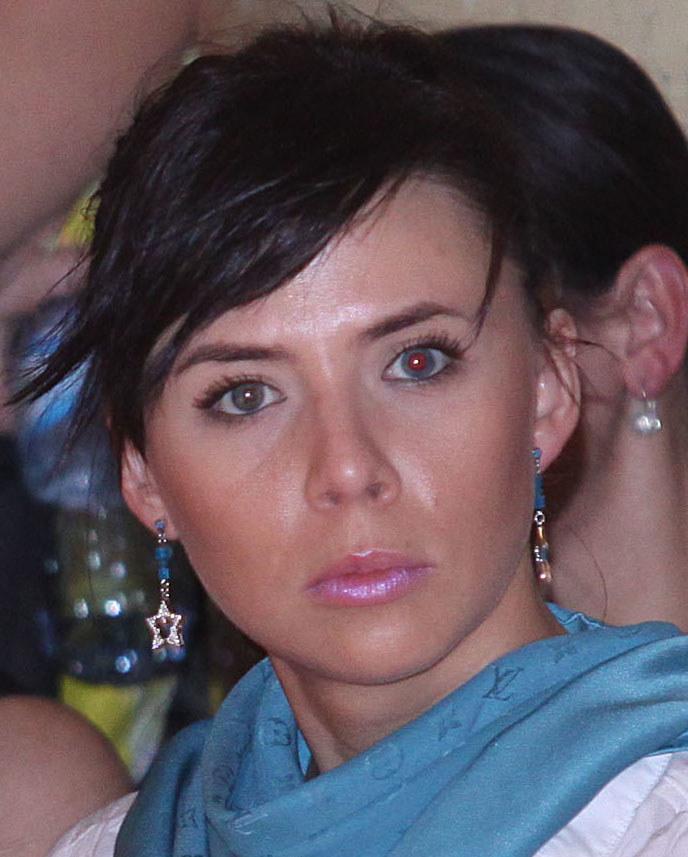 Maja Sablewska, 2008 r. /Paweł Kibitlewski /ONS