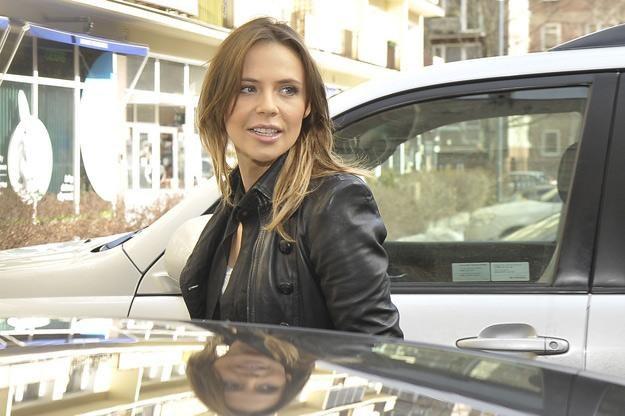 "Maja Sablewska często wzruszała się w ""X Factor"" /AKPA"