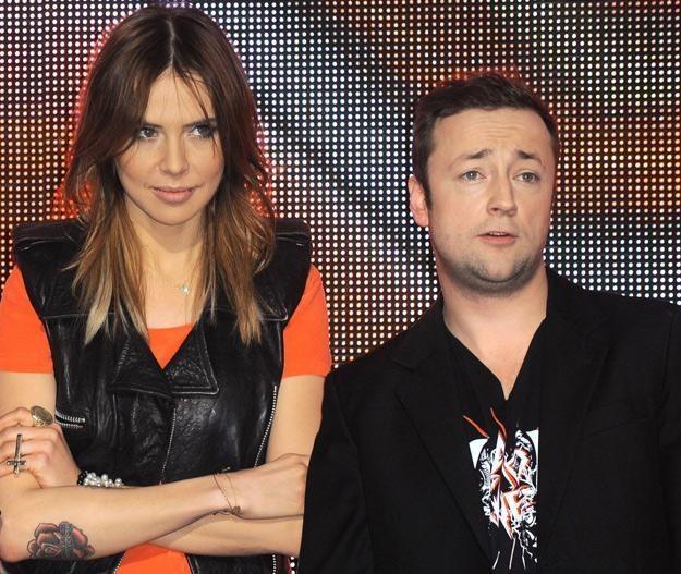 Maja Sablewska i Czesław Mozil - fot. Radosław Nawrocki /Agencja FORUM