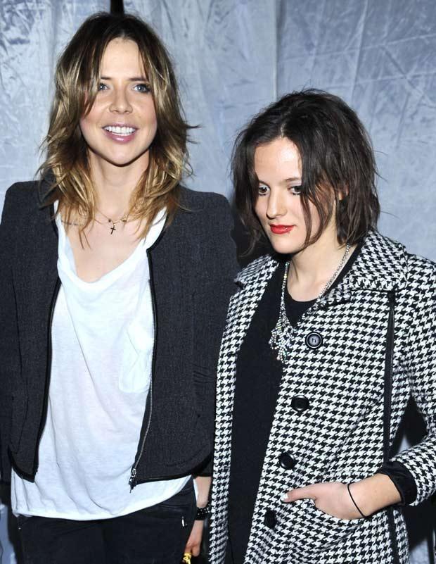 Maja Sablewska i Tola Szlagowska, fot. Pawel Wrzecion  /MWMedia