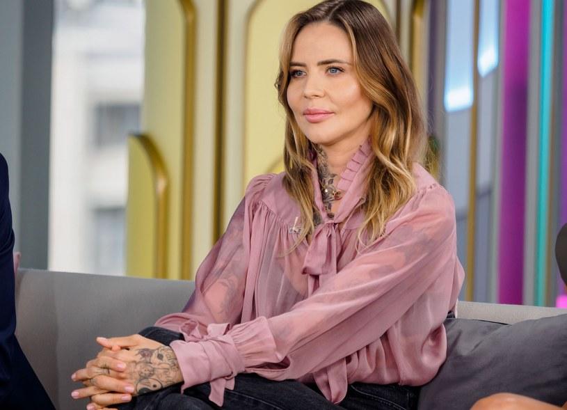 Maja Sablewska to ikona mody dla wielu Polek /Tomasz Urbanek /East News