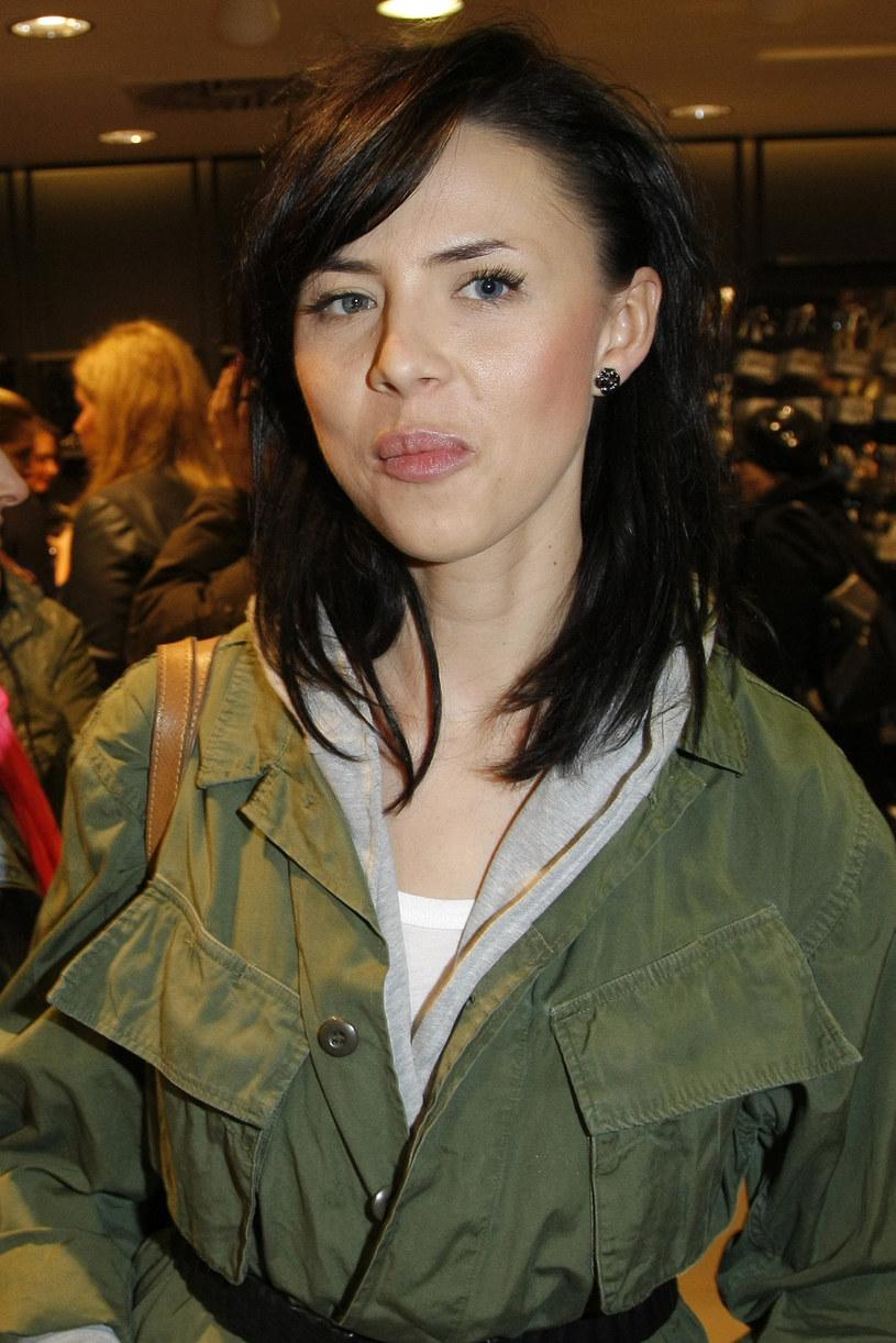 Maja Sablewska w 2009 roku / Engelbrecht /AKPA