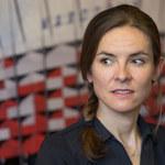 Maja Włoszczowska: Coraz bardziej boję się jeździć po szosie