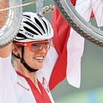 Maja Włoszczowska: Medalowego wyścigu z Rio jeszcze nie oglądałam