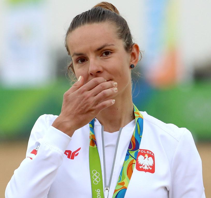 Maja Włoszczowska /Andrzej Szkocki /East News