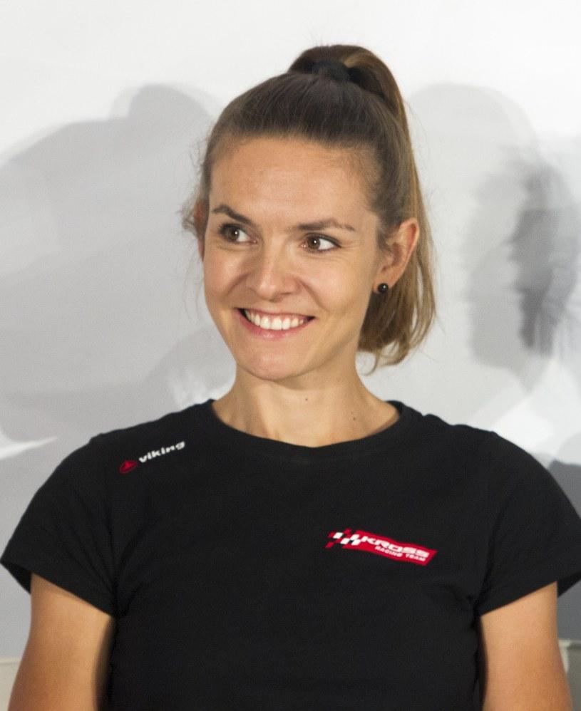 Maja Włoszczowska /Wojciech Olkuśnik /East News