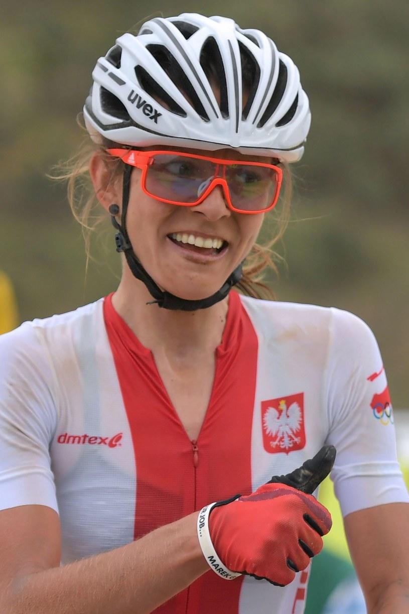 Maja Włoszczowska /AFP