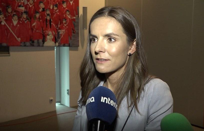 Maja Włoszczowska /Zbigniew Czyż /INTERIA.PL