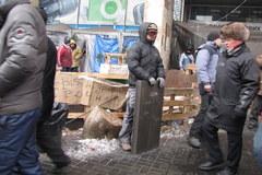 Majdan czeka na decyzję władz