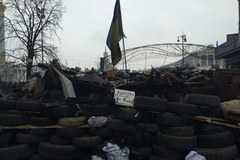 Majdan kpi z Janukowycza