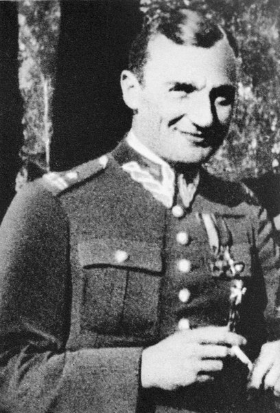 "Major Henryk Dobrzański ""Hubal"""