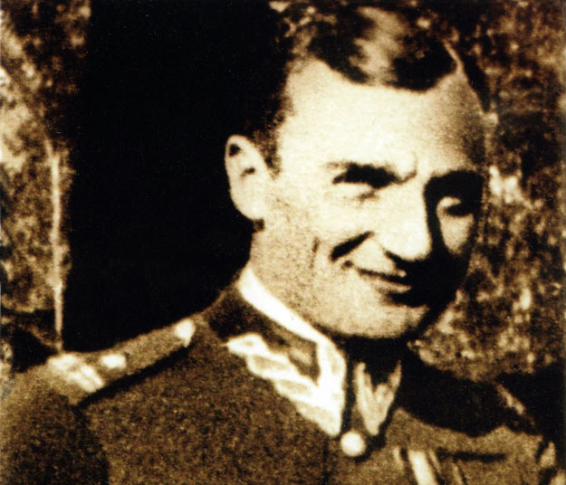 "Major Henryk Dobrzanski ""Hubal"" (1897-1940) /FoKa /Agencja FORUM"