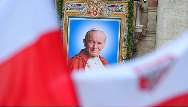 Majowa uroczystość beatyfikacyjna /AFP