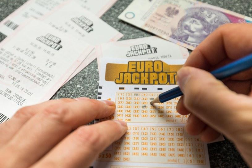 Majowa wygrana w powiecie piotrkowskim była najwyższa w historii Eurojackpota w Polsce / Arkadiusz Ziolek /East News