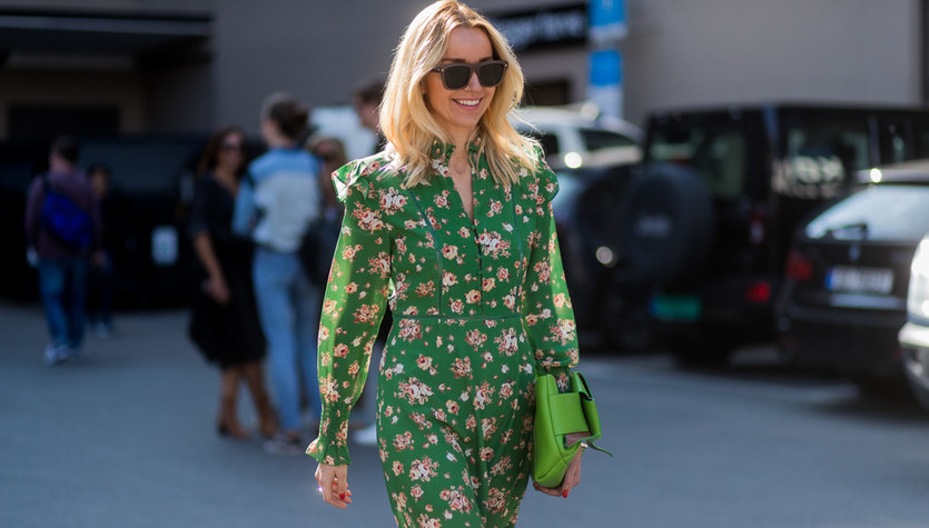 Majowe sukienki na wiosnę 2021