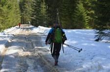 Majówka w Tatrach. Seria wypadków