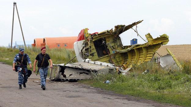 MAK chce wyjaśniać katastrofę Boeinga 777