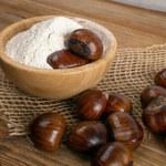 Mąka kasztanowa: Właściwości i zastosowania